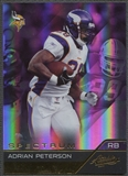 2011 Absolute Memorabilia #54 Adrian Peterson Spectrum Gold #23/25