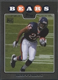 2008 Topps #356 Matt Forte Rookie Black #05/53
