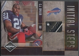 2010 Limited #23 C.J. Spiller Initial Steps Rookie Shoe #02/80