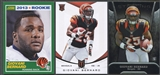 2013 Geiovani Bernard Rookie 3 Card Lot
