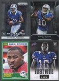 2013 Robert Woods Rookie 4 Card Lot