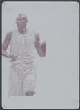 2012/13 Panini National Treasures #26 Leandro Barbosa Magenta Printing Plate #1/1