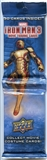 Marvel Iron Man 3 Trading Cards Rack Pack (Upper Deck 2013) (Lot of 12)