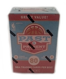 2012/13 Panini Past & Present Basketball 8-Pack Blaster Box (10-Box Lot)