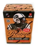 2013 Panini Prestige Football 8-Pack Box