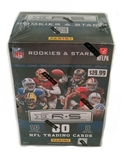2013 Panini Rookies & Stars Football 8-Pack Box (Lot of 5)