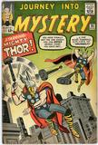 Journey Into Mystery #95 VG/FN