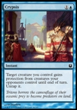 Magic the Gathering Born of the Gods Single Crypsis Foil NEAR MINT (NM)