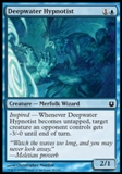 Magic the Gathering Born of the Gods Single Deepwater Hypnotist NEAR MINT (NM)