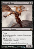 Magic the Gathering Born of the Gods Single Eater of Hope Foil NEAR MINT (NM)