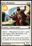 Magic the Gathering Born of the Gods Single Elite Skirmisher NEAR MINT (NM)