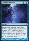 Magic the Gathering Born of the Gods Single Fated Infatuation Foil NEAR MINT (NM)