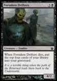 Magic the Gathering Born of the Gods Single Forsaken Drifters NEAR MINT (NM)