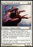 Magic the Gathering Born of the Gods Single God-Favored General NEAR MINT (NM)