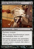 Magic the Gathering Born of the Gods Single Grisly Transformation NEAR MINT (NM)