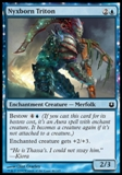 Magic the Gathering Born of the Gods Single Nyxborn Triton NEAR MINT (NM)