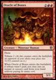 Magic the Gathering Born of the Gods Single Oracle of Bones Foil NEAR MINT (NM)