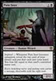 Magic the Gathering Born of the Gods Single Pain Seer NEAR MINT (NM)