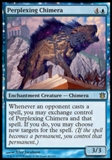 Magic the Gathering Born of the Gods Single Perplexing Chimera Foil NEAR MINT (NM)