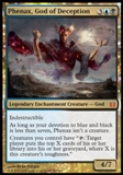 Magic the Gathering Born of the Gods Single Phenax, God of Deception Foil NEAR MINT (NM)