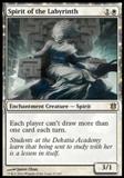 Magic the Gathering Born of the Gods Single Spirit of the Labyrinth NEAR MINT (NM)