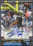 2013 Topps Prime #74 Jimmy Graham Gold Auto #13/15