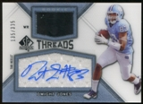 2012 Upper Deck SP Authentic Rookie Threads Autographs #RTDJ Dwight Jones Autograph /335