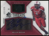 2012 Upper Deck SP Authentic Rookie Threads Autographs #RTMI Melvin Ingram Autograph /335