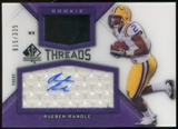 2012 Upper Deck SP Authentic Rookie Threads Autographs #RTRR Rueben Randle Autograph /335