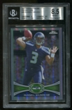 2012 Topps Chrome RC Rookie Russell Wilson BGS 8.5