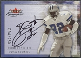 2000 Fleer Tradition #136 Emmitt Smith Silver Auto #094/250