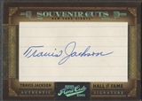 2005 Prime Cuts #50 Travis Jackson Souvenir Cuts Cut Auto #15/50