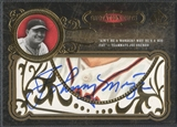 2007 SP Legendary Cuts #MI Johnny Mize Quotation Cuts Auto #28/45