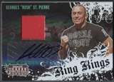 2008 Donruss Americana #RKGS Georges St. Pierre Ring Kings Relic Auto #184/197