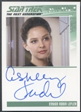2011 The Complete Star Trek The Next Generation #54 Ashley Judd Auto