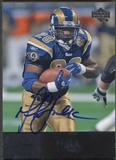 2008 Ultimate Collection #191 Marshall Faulk 1997 Legends Auto