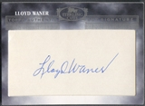 2006 Topps Sterling #67 Lloyd Waner Cut Signatures Auto