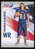 2012 Upper Deck USA Football #5 Brennen Blakemore