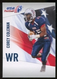 2012 Upper Deck USA Football #12 Corey Coleman