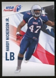 2012 Upper Deck USA Football #21 Hardy Nickerson Jr.