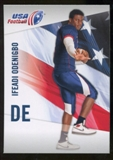 2012 Upper Deck USA Football #23 Ifeadi Odenigbo