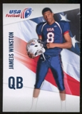 2012 Upper Deck USA Football #26 Jameis Winston