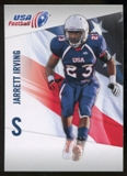 2012 Upper Deck USA Football #28 Jarrett Irving
