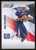 2012 Upper Deck USA Football #29 Anu Solomon