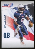 2012 Upper Deck USA Football #30 Javelle Allen