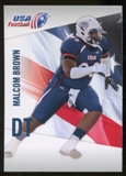 2012 Upper Deck USA Football #34 Malcom Brown