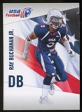 2012 Upper Deck USA Football #37 Ray Buchanan Jr.