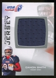 2012 Upper Deck USA Football Future Swatch #FS9 Canon Smith