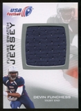 2012 Upper Deck USA Football Future Swatch #FS15 Devin Funchess