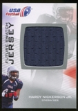 2012 Upper Deck USA Football Future Swatch #FS21 Hardy Nickerson Jr.